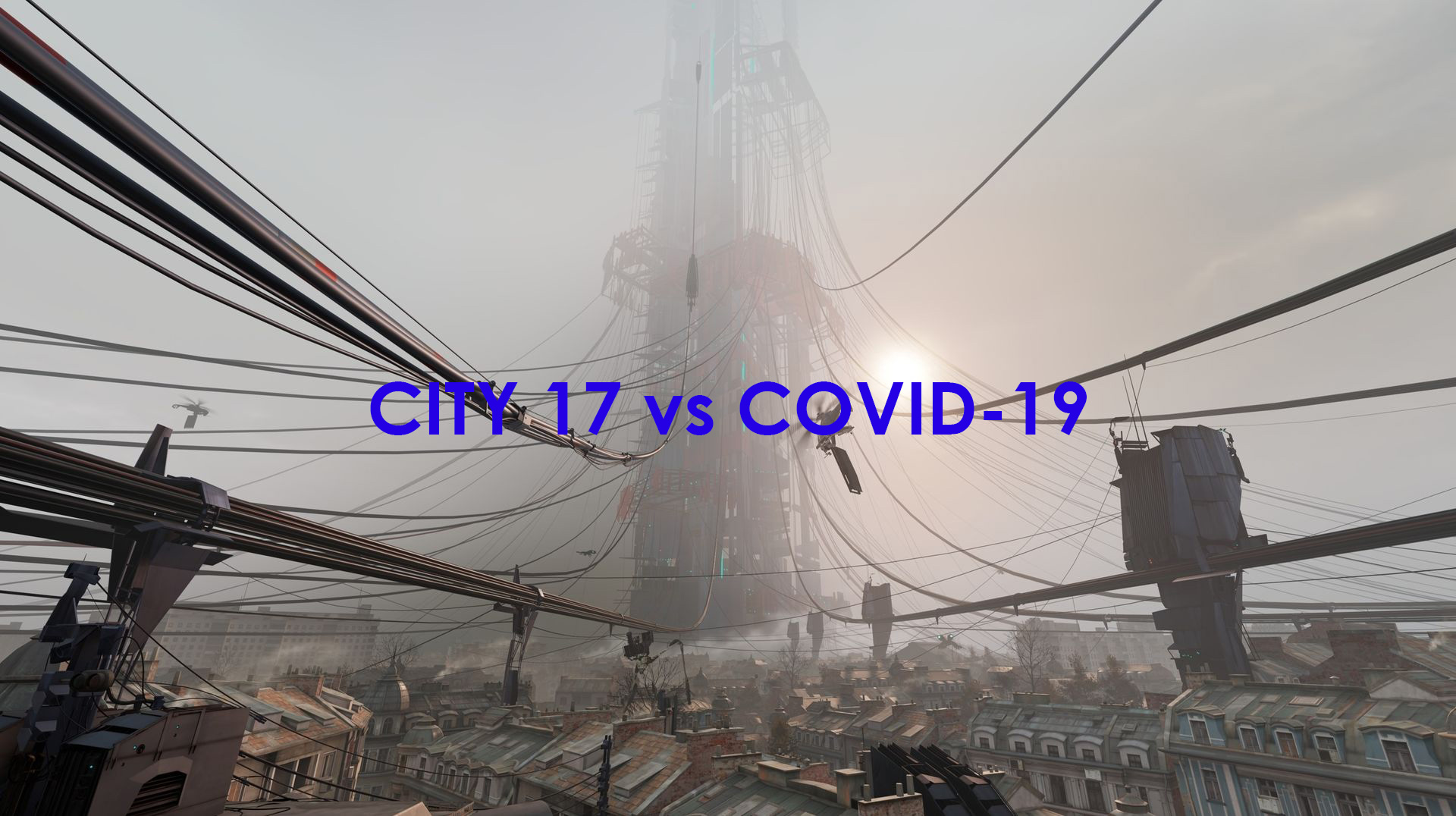 Covid-19 | Fuga dal mondo reale. NON BASTA.